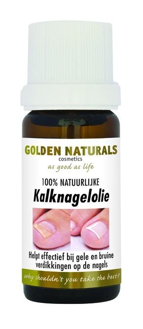 Golden Naturals Kalknagelolie