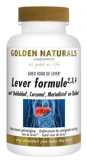 Golden Naturals Lever Formule