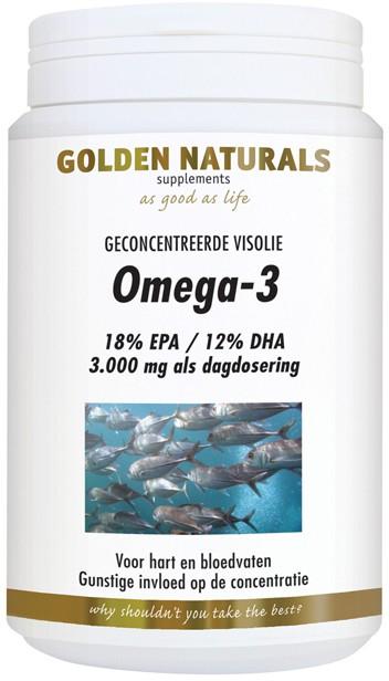 Golden Naturals Omega 3