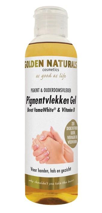 Golden Naturals Pigmentvlekken Gel