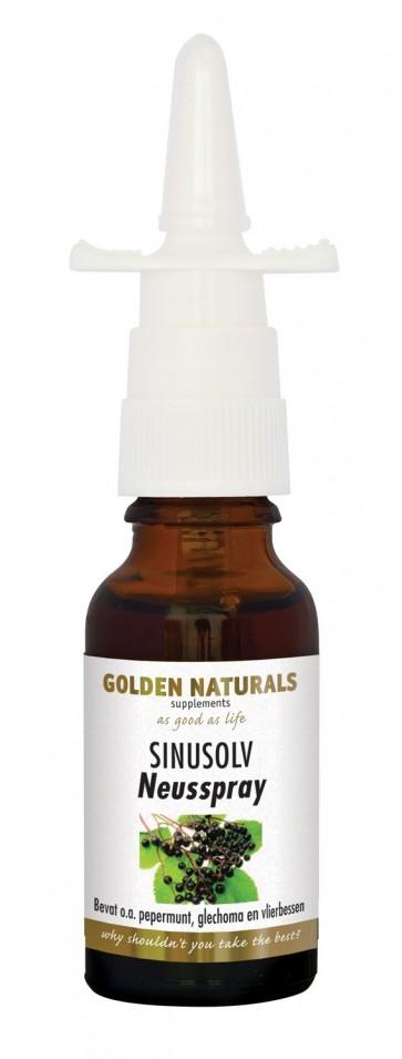 Golden Naturals Sinusolv Neusspray