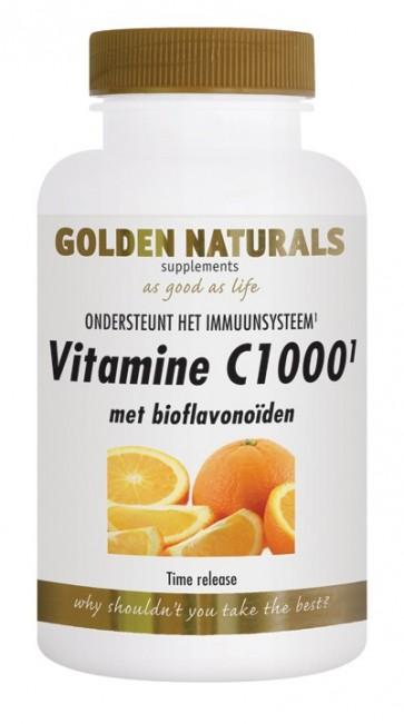 Golden Naturals Vitamine C1000