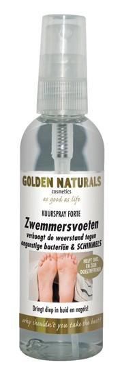 Golden Naturals Zwemmersvoeten Spray