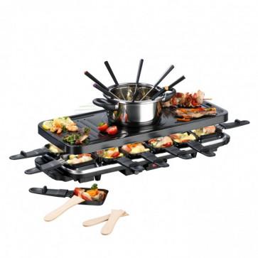 GourmetMaxx Raclette en Fondue