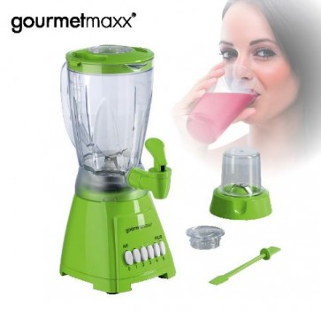 GourmetMaxx 2 in 1 Power mixer