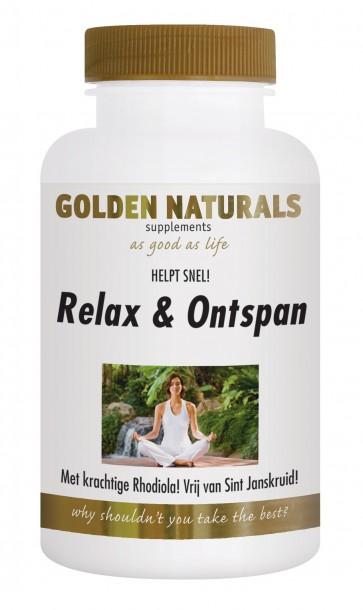 Golden Naturals Relax & Ontspan, Golden Naturals,