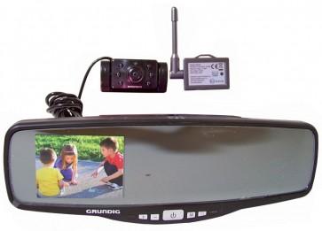 Achteruitrij-cameraset