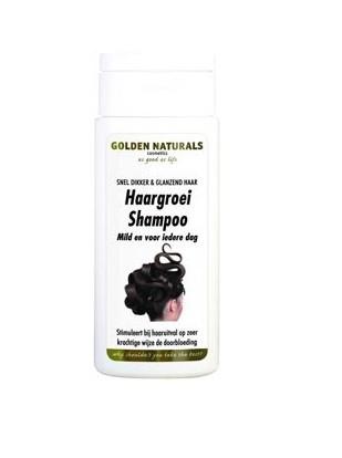 Golden Naturals Haargroei shampoo 125 ml