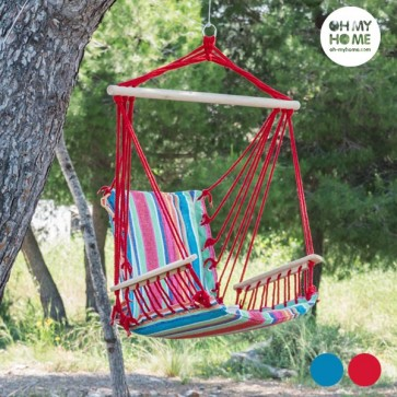 Lines Oh My _Home Hanging chair