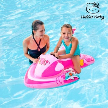 Hello Kitty Opblaasbare Jetski