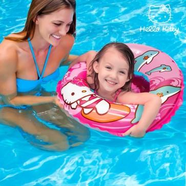 Hello Kitty, Hello Kitty Zwemband, Opblaasbaar, inflatable,