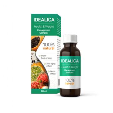 Idealica Slimming Drops - Afslankdruppels