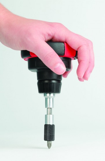 Ideaworks Easy grip schroevendraaier