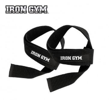 Iron Gym Lifting Straps