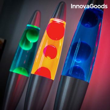 Innovagoods   magma lavalamp