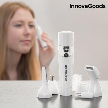 Innovagoods 4 in 1 Elektrische Haartrimmer