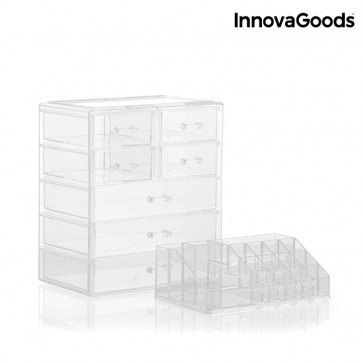 Innovagoods acryl cosmetica organizer make-up