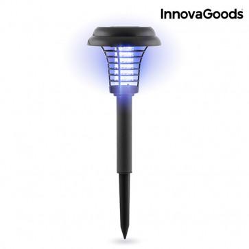 Innovagoods Anti – Muggenlamp & Led Lamp op Zonne-energie