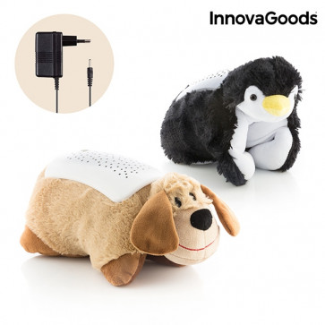 Innovagoods Knuffel met Ledprojector