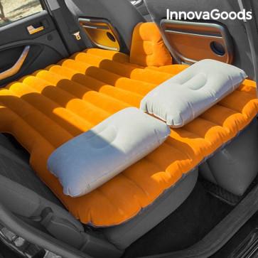 InnovaGoods opblaasbaar automatras in auto