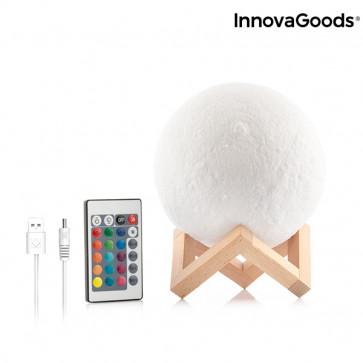 Innovagoods oplaadbare maanlamp