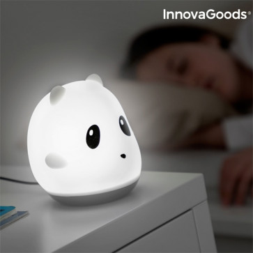 Innovagoods Oplaadbare Siliconen Touch Lamp