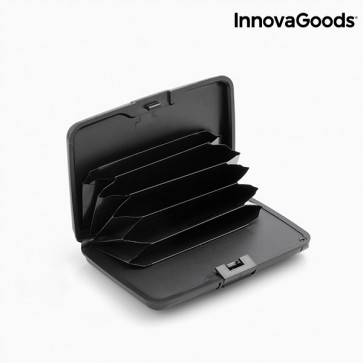 InnovaGoods Security & Powerbank Card Wallet