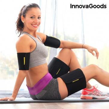 InnovaGoods Sportbanden met Sauna-Effect