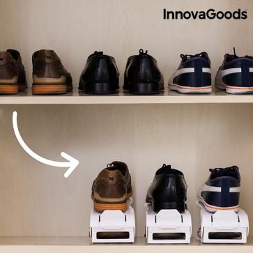 InnovaGoods Verstelbaar Schoenrek (6paar)