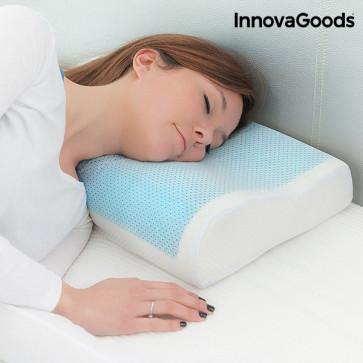 InnovaGoods Visco-Elastisch Gelkussen