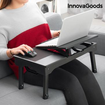 InnovaGoods vouwbare laptoptafel