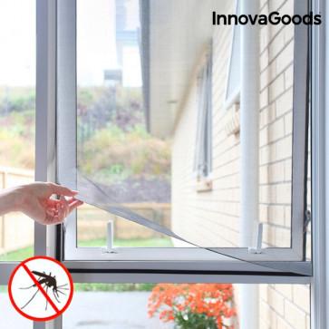 InnovaGoods Zelfklevend Muggenscherm voor ramen