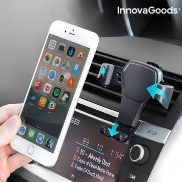 Innovagoods Telefoonhouder met Zwaartekracht voor Auto's