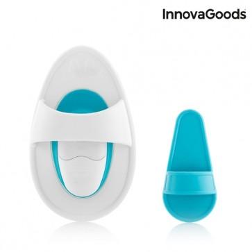 InnovaGoods Elektrische Exfoliërende Pad