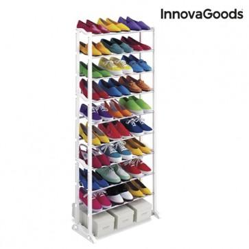 InnovaGoods Schoenenrek - voor 30 paar Schoenen