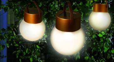 Ideaworks Hangende Solar Led Lampjes