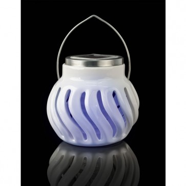 Ideaworks ceramic bug zapper  solar