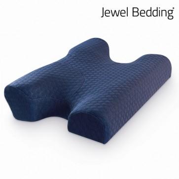 Jewel Bedding, Visco Elastisch Antirimpelkussen