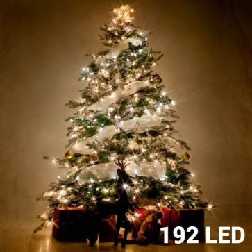 Kerstverlichting, 192 Led