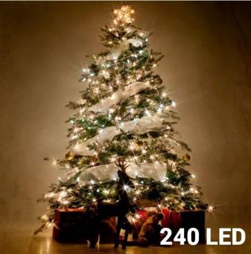 Kerstverlichting, 240 Led