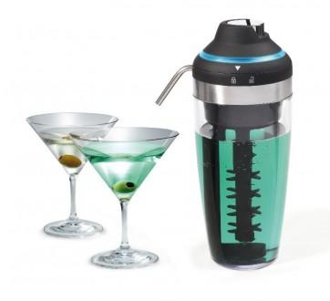 Cocktailshaker, shaker, elektrisch, Kitchen Artist, Cocktail, Kitchen Artist Elektrische cocktailshaker