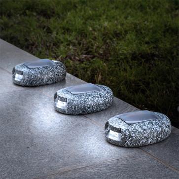 lampen op zonne-energie 3 stuks