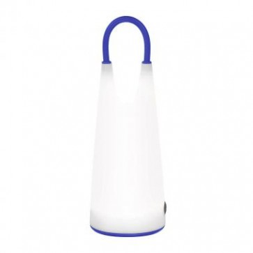 Portable LED Outdoor Lantaarn Blauw