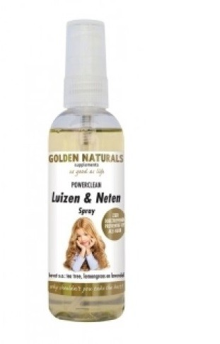 Golden Naturals Luizen & Neten Spray