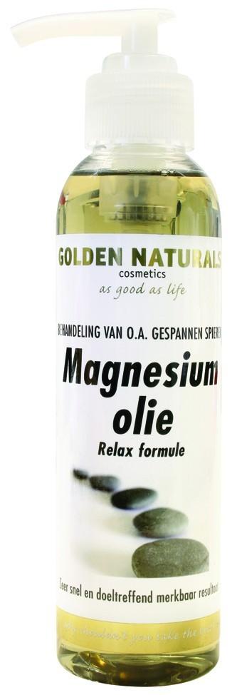 Golden Naturals Magnesium olie