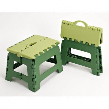 Folding Step – Inklapbaar Opstapje Groen
