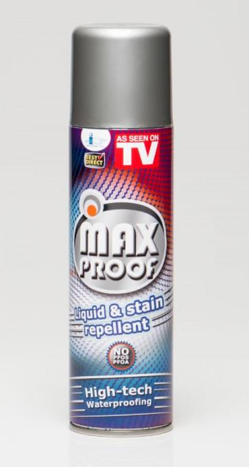 Max Proof – Waterafstotende Spray