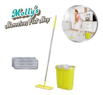 Molly's Marvelous Flat Mop