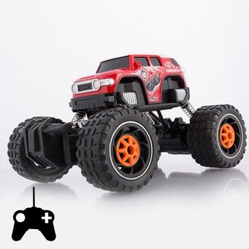 SUV Racer Monster Truck Bestuurbare Auto rood