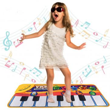 Yiqu Musical Piano Mat - Kinderspeelmat Muziek